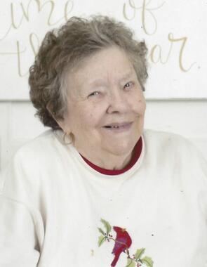 Ida Ann Holbrook