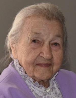 Thelma Mae Harley