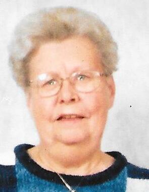 Dorothy Elaine Hartley