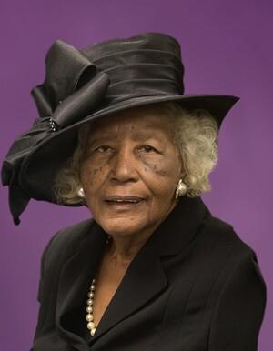Mother Queen Elizabeth Brown