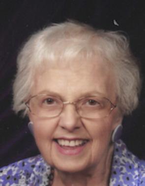 Evelyn Ernestine Baker