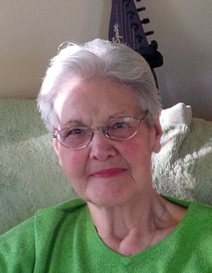 Madeleine  Legault