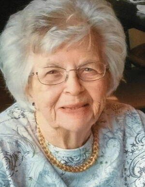 Patricia Ann Leffler-Canfield Blackwell