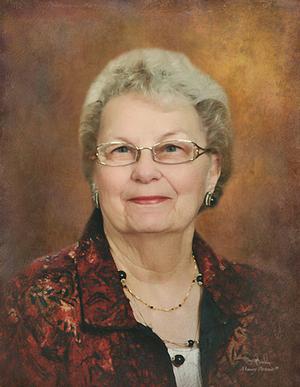 Mary Edith Weber