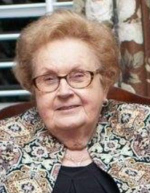 Patricia Whaley Thomason Bartenfeld