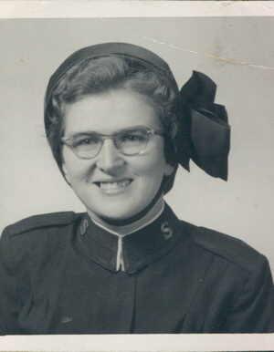 Major Mary F. Ashby