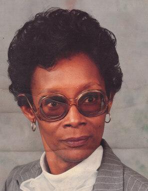 Bertha M. Hill