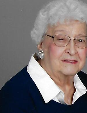Helen Jean Brown