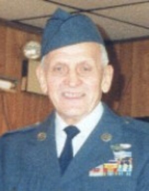Master SGT. George A. Nestor