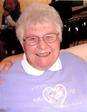 Patricia M. Belcher