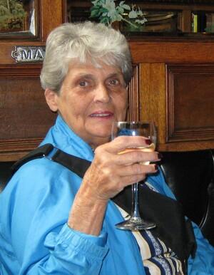 Marion  Alma Nolan (née Mellor)