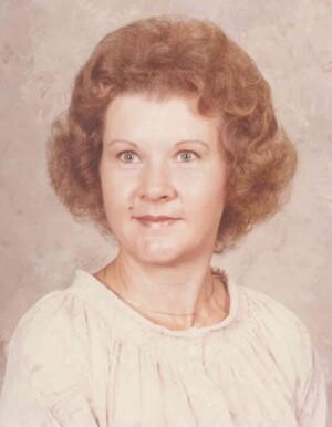 Martha Mae Warren Causey