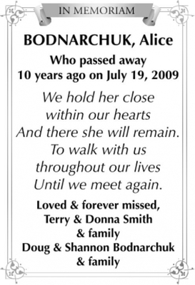 Obituaries | The Graphic Leader