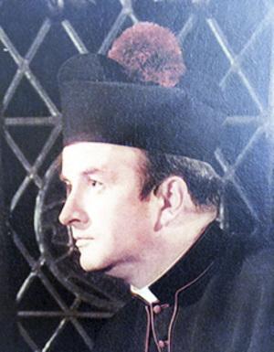 Reverand Canon. Roger Stilman Smith, D.M.