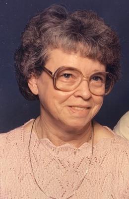Edith Elizabeth Smith Brewster