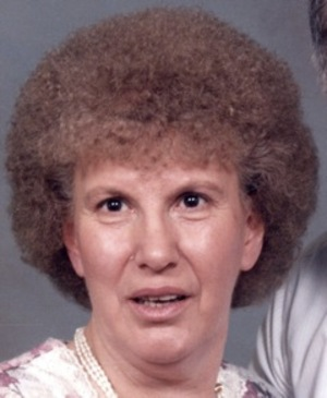Shirley Elaine Matelock