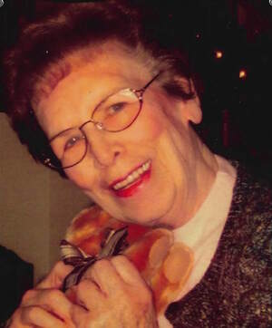 Marjorie (Brewer) Hale