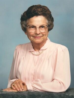 Louise Moore Rocker