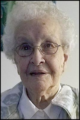 Phyllis Theresa Blood