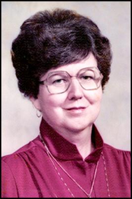 Beverly Joyce Hanson
