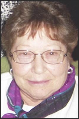 Nancy Marie Theresa Madore