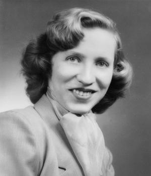 Aletha M. Wright
