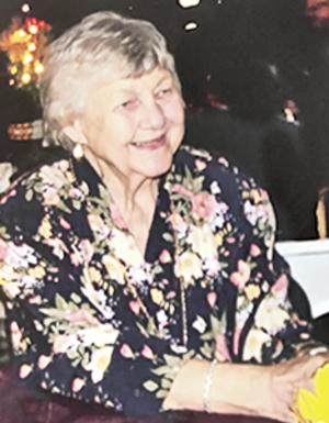Anna Louise (Pika) Grob