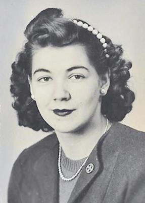 Jeanette S. (Michaud) Sirois