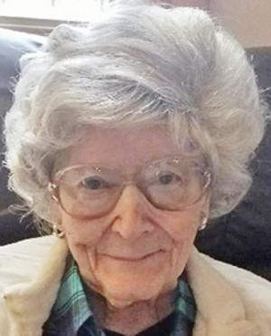 Margaret Ackerman Jordan