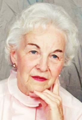 Flora Flo Morgan Crosson