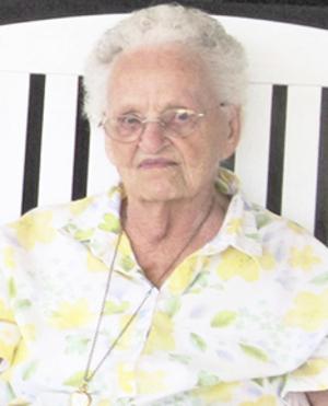 Edwina B. Harriman