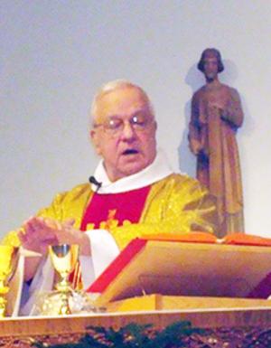 Rev. James P. Brewer