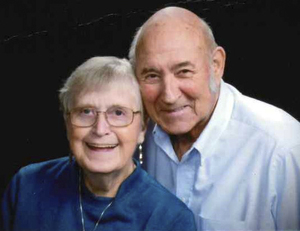Duane and Gail Cleaves