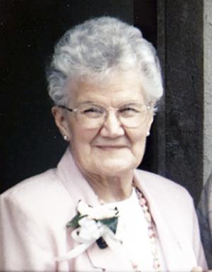 Maxine Charlotte Lovley Smith