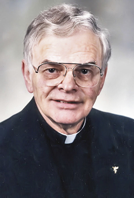 Rev. Rudolph J. Leveille
