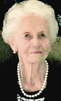Hilda Marguerite (Robertson) Sparrow