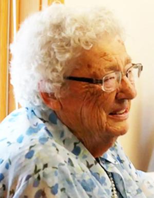 Gloria Katrina (Hawkins) Millett