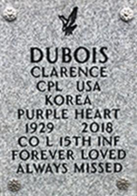 Clarence Dubois