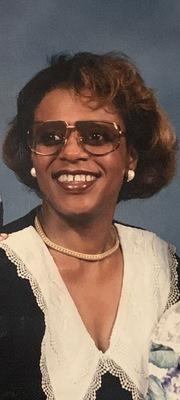 Evelyn Georgeann Kendrick Mitchell