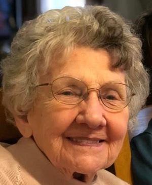 June Lucille Livziey