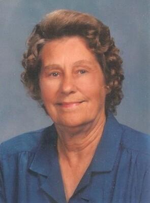 Flora Euple Blackburn Walker