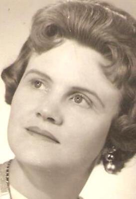 Gwendolyn Florence Matlock