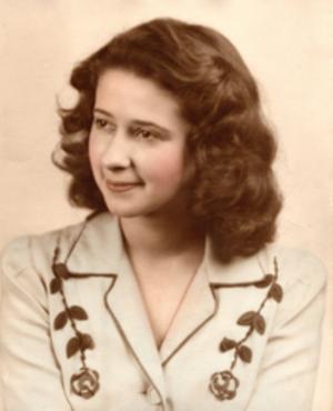 Florence Marie Alexander
