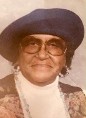 Elizabeth Lucille Jones
