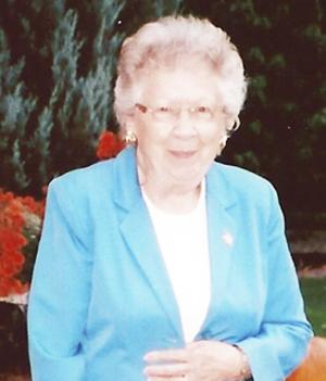 Lorette (Nadeau) Albert