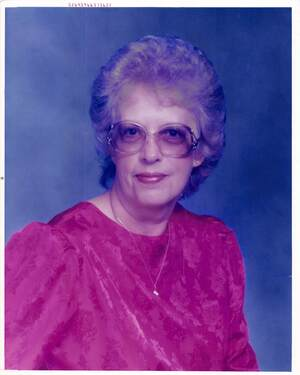 Shirley Jean Goode