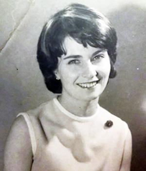 Margaret Louise Levangie