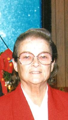 Edna Eizabeth Vinson Burgess