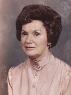 Beulah Ellen Sis Matney Arrington