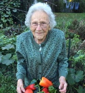 Grace M. Hassinger